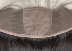 Brazilian Straight Hair Silk Base Frontal