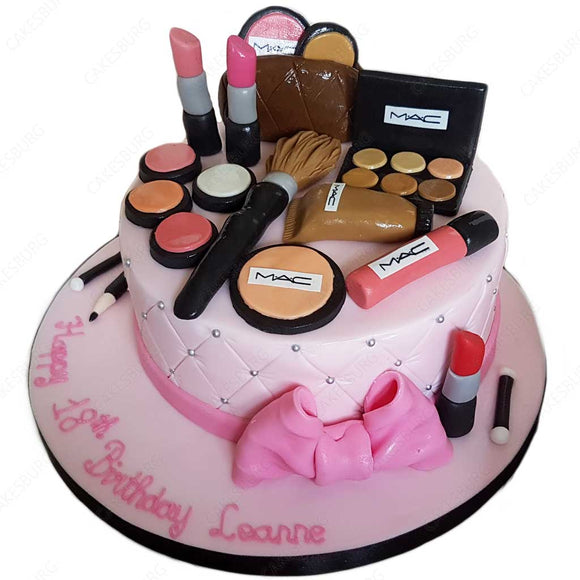 MAC Make Up Cake #2