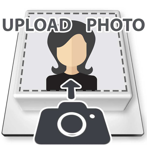 Personalised Premium Photo Cake (Square)