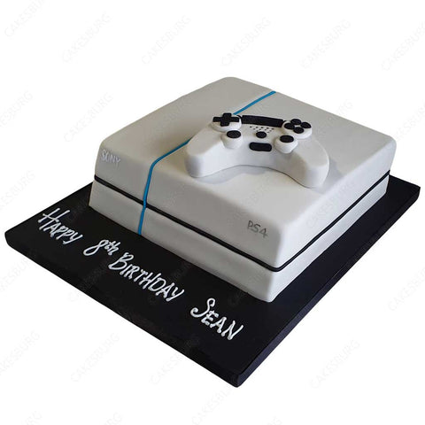 Playstation PS 4 Cake