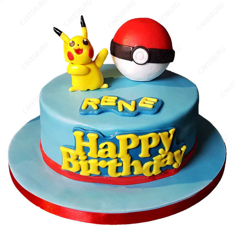 Pokemon Cake #2