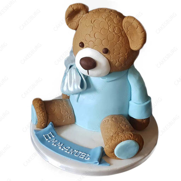 Teddy Bear Cake #2