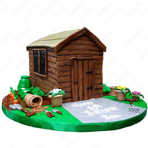 Cottage / Shed Cake