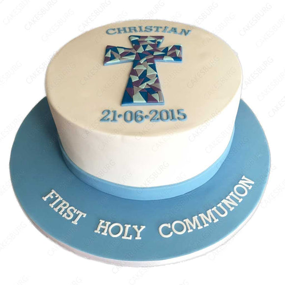 Holy Communion Cake #2