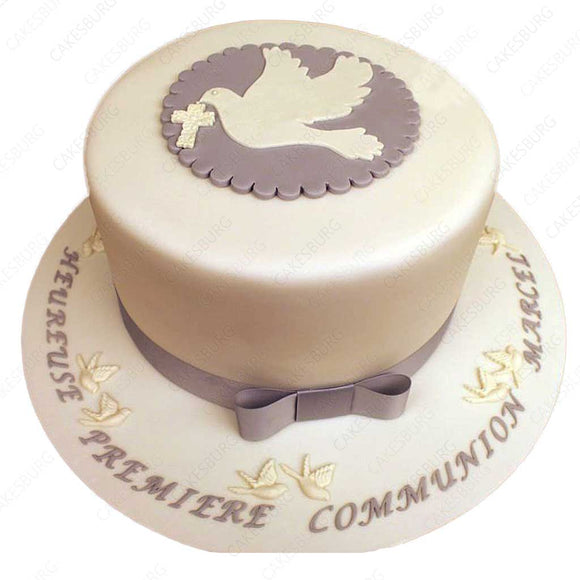 Holy Communion Cake #4