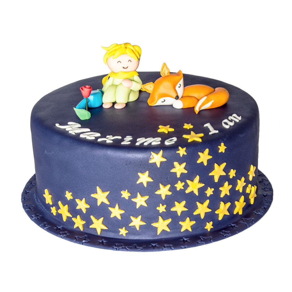 Fantastic Little Prince 1 Cakesburg Online Premium Cake Shop Funny Birthday Cards Online Inifodamsfinfo