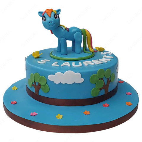 My Little Pony Cake #4