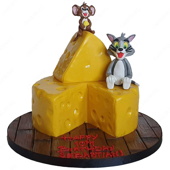 Tom & Jerry Cake