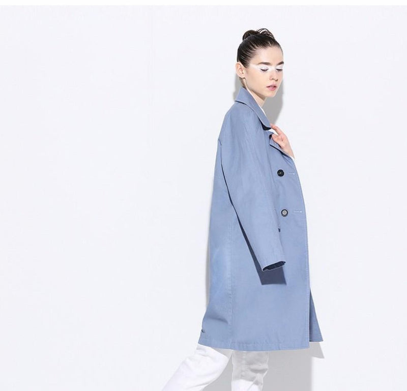 British  style Long Trench Coats