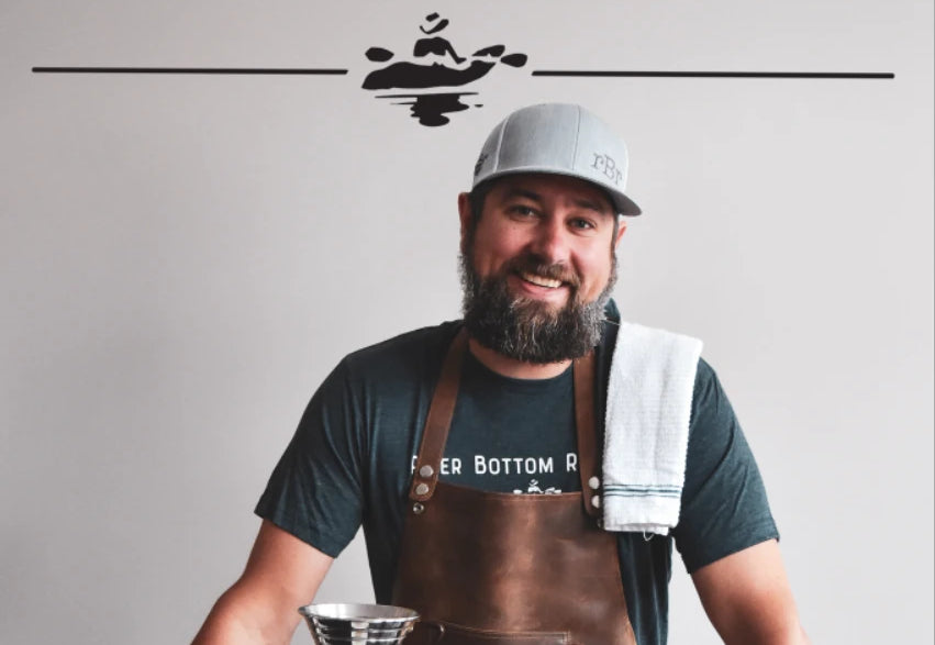 Craig Campbell, Founder of River Bottom Roasters
