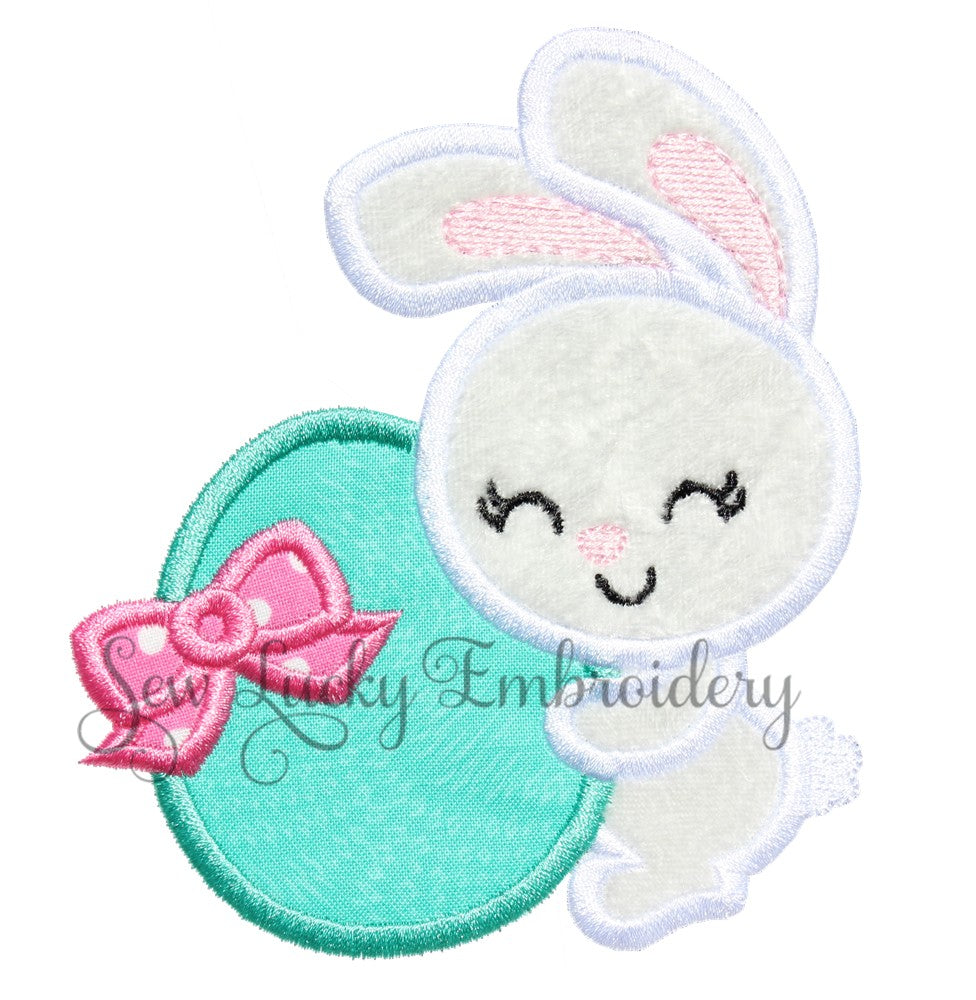Spring Bunny Patch