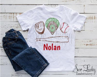 Baseball Trio Shirt