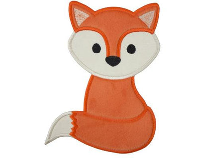 Boy Fox Patch