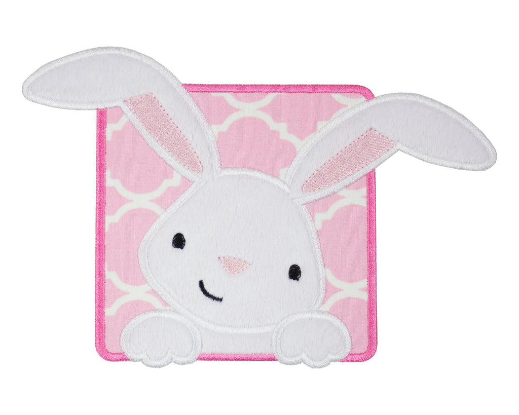 Cute Easter Bunny Patch