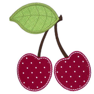Cherries Patch - Sew Lucky Embroidery