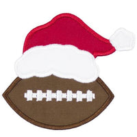Christmas Football Patch