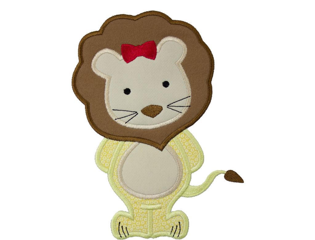 Cowardly Lion Patch