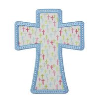 Cross Patch - Sew Lucky Embroidery