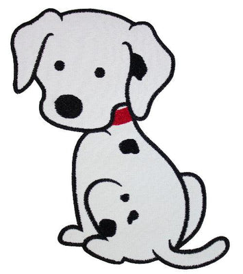 Dalmatian Puppy Patch