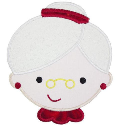 Mrs Claus Patch