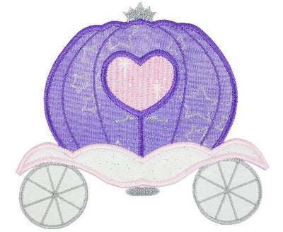 Princess Carriage Patch