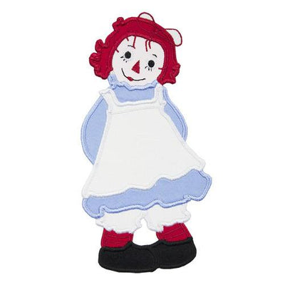 Raggedy Ann Patch
