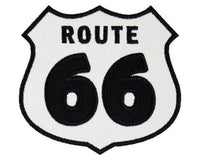 Route 66 Patch - Sew Lucky Embroidery