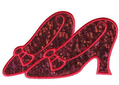 Ruby Slippers Patch