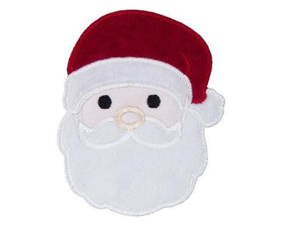 Santa Face Patch