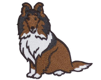 Sheltie Patch