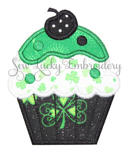 St Patrick's Day Cupcake Patch