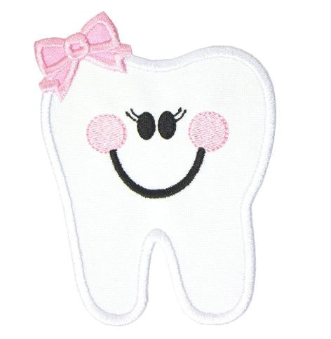 Personalized Tooth Patch