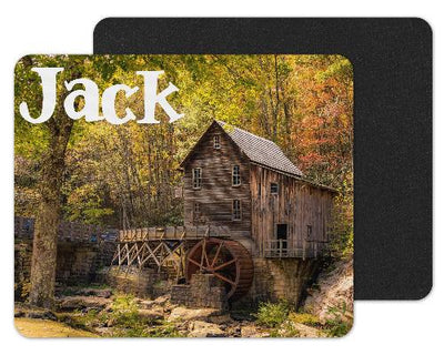 Watermill Custom Personalized Mouse Pad
