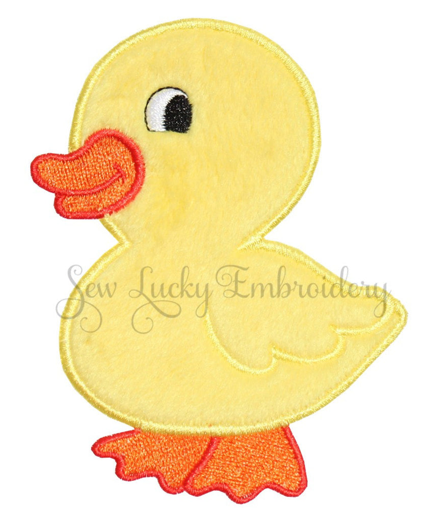 Yellow Ducky Patch