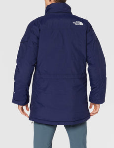 The North Face McMurdo - Chaqueta Impermeable, Hombre, Azul (Montague Blue), M - Salamanca Market