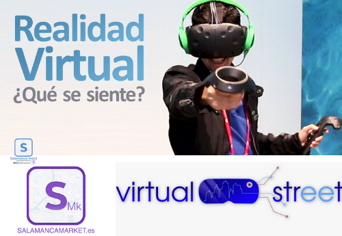 Total Experience: Realidad Virtual / 60 minutos.