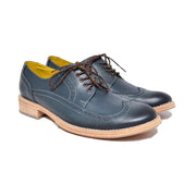 Derby Longwing Azul Marino