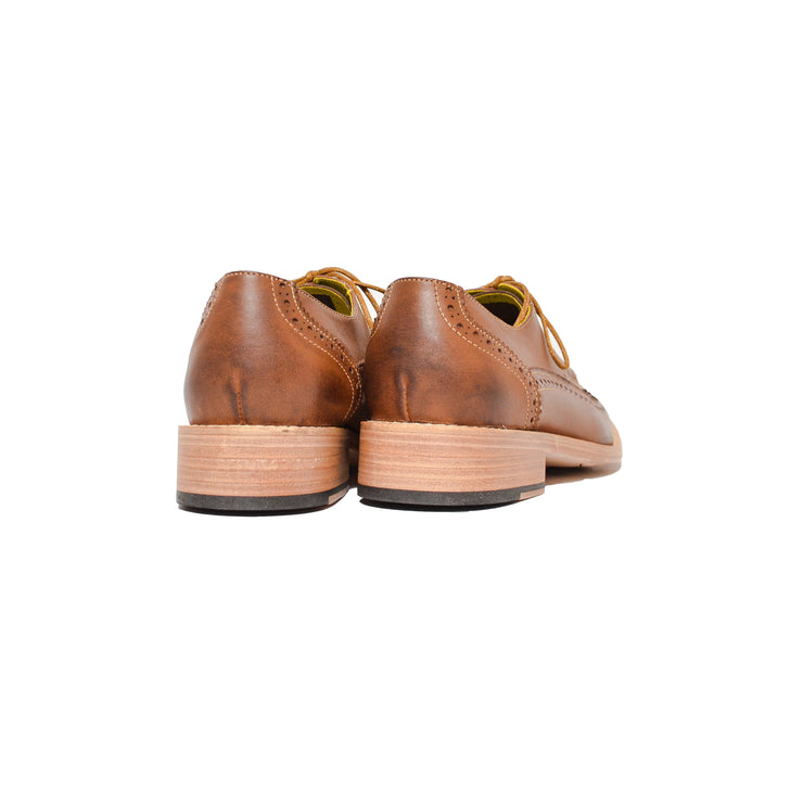 Derby Longwing Cognac
