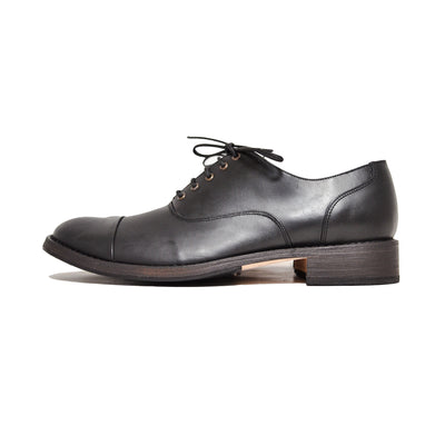 Oxford Cap Toe Negro