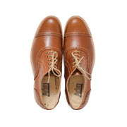 Oxford Quarter Brogue Oro