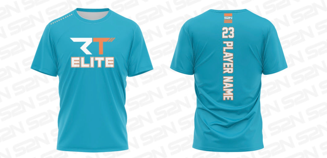 RT Elite Custom S2N Teal T-Shirt