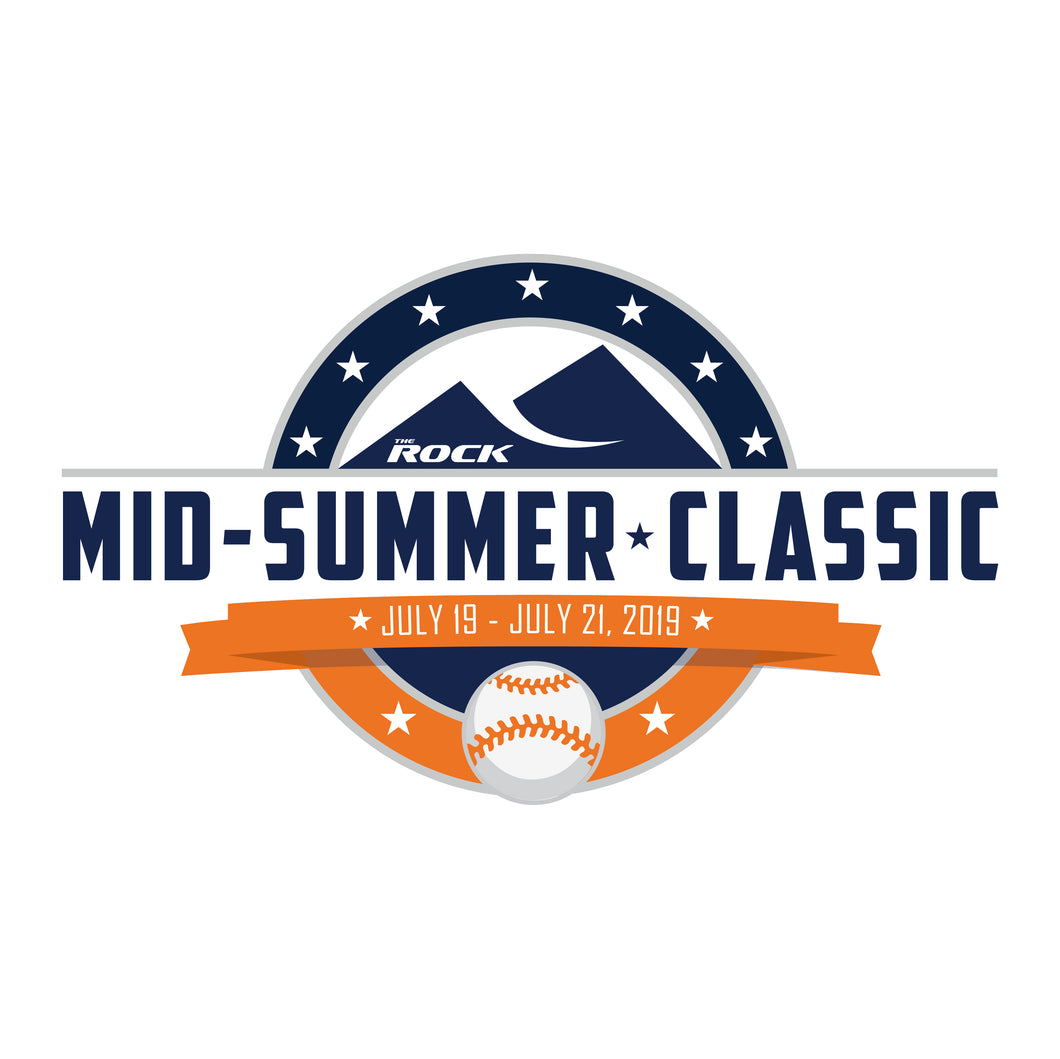 Mid-Summer Classic at The Rock - 10U, 11U