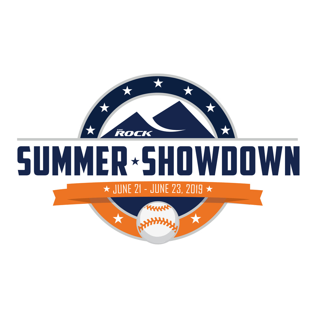 Summer Showdown at The Rock - 8U, 9U, 12U
