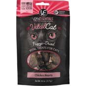 Vital Essentials Freeze Dried- All Natural Chicken Heart