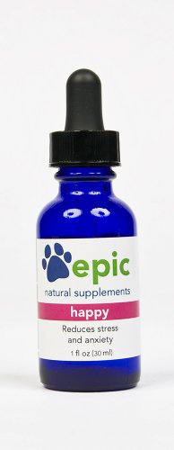 Happy - Reduce Stress and Anxiety Naturally (Dropper, 1 ounce)