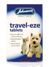 Travel-eze 24 Tablets for Pets