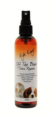 All Natural Off the Beard Stain Remover for Dogs & Cats by Eye Envy