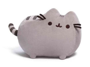 Pusheen Cat Plush Stuffed Animal - Soft, Huggable Material