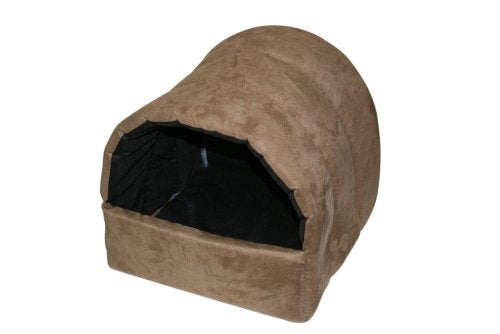 Casual Brown Cat Cave