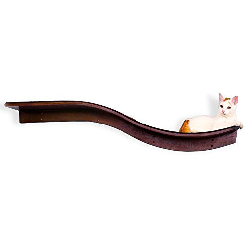 Modern and Minimal Cat Shelf
